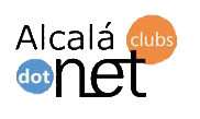 Alcalá dot Net clubs